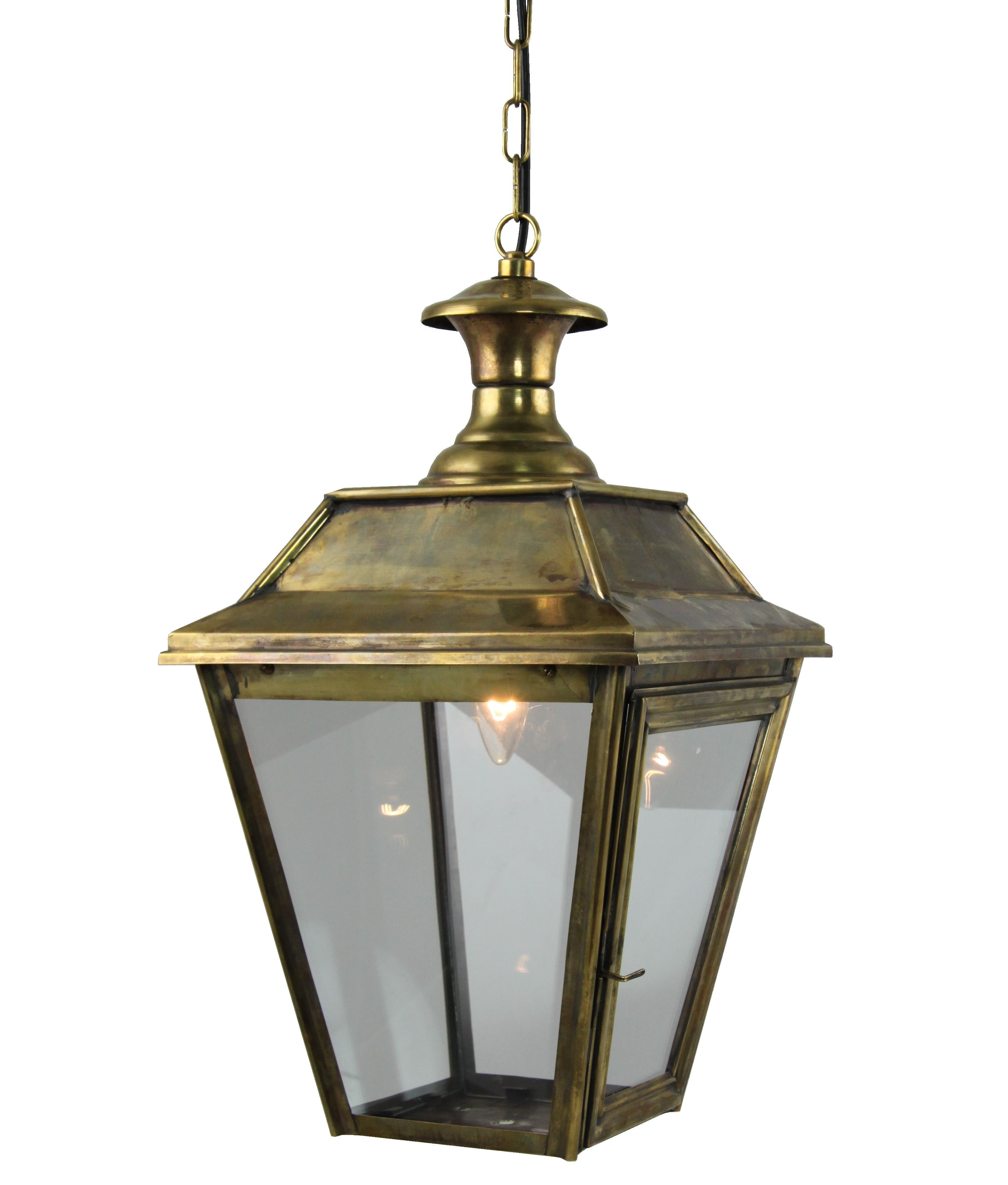 Exterior Victorian Style Lantern With Gothic Ip44