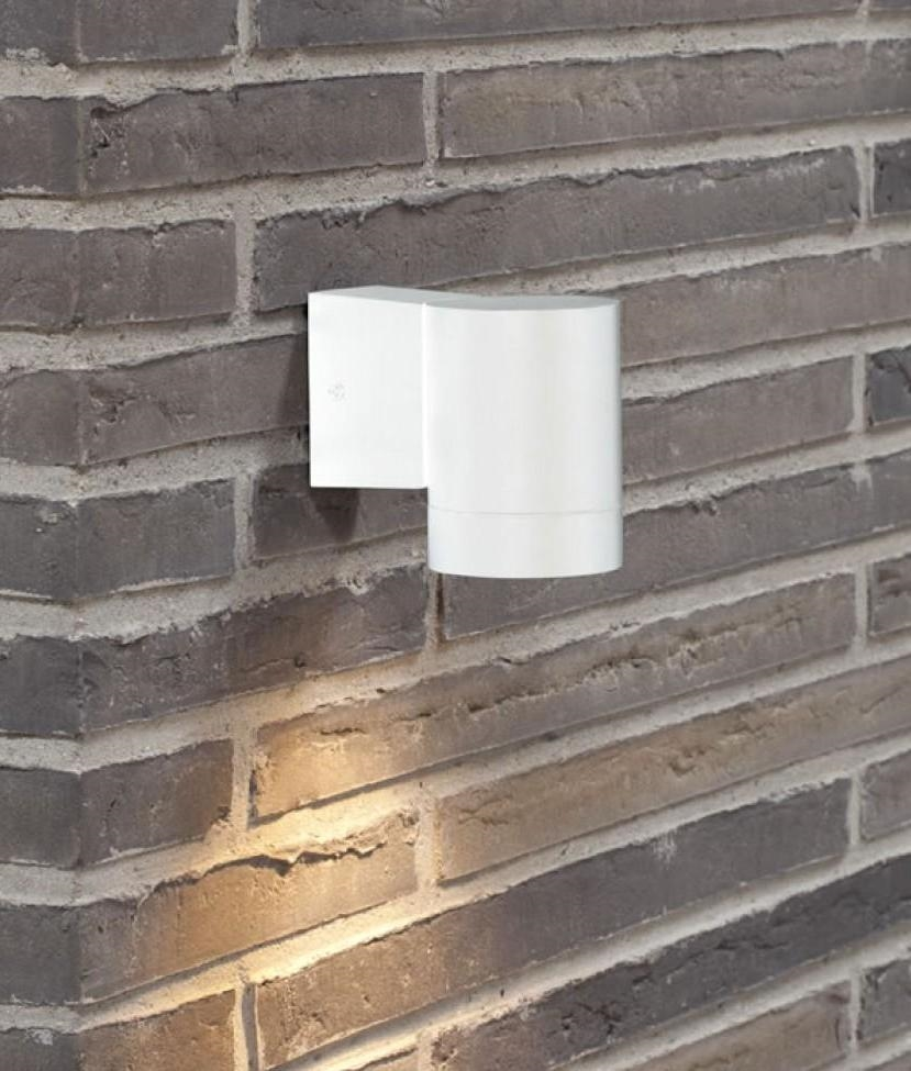 Exterior: Exterior Wall Downlight