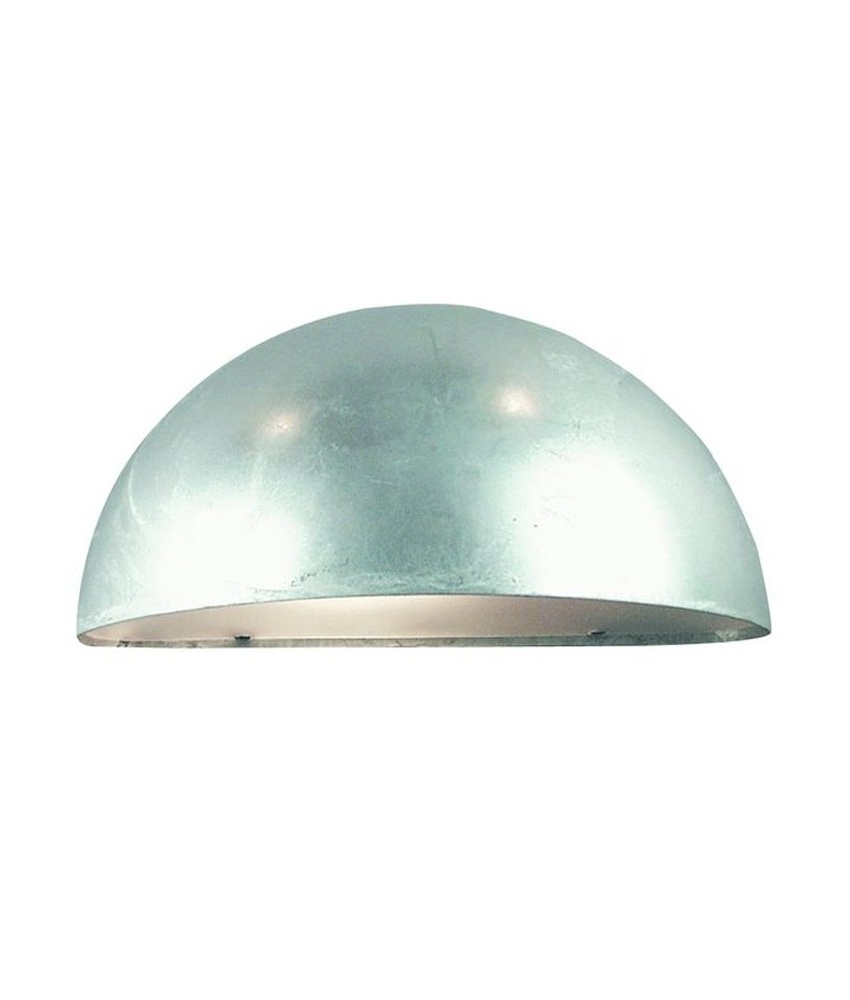 Low Glare Exterior Wall Light with Downward Light