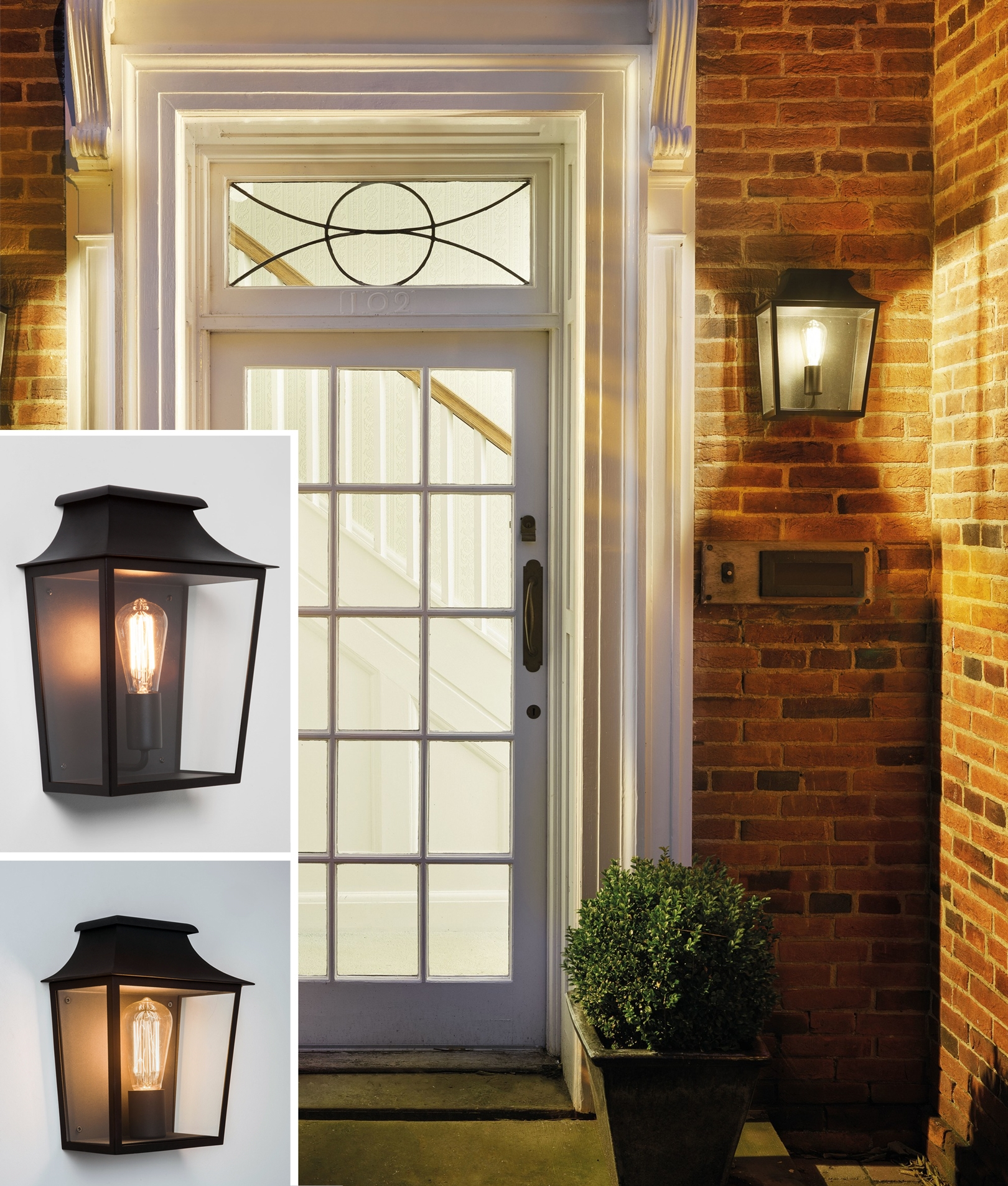 Exterior Traditional Wall Light