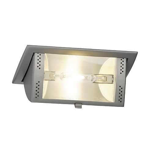 Recessed Tilt Floodlight For Metal Halide Lamps