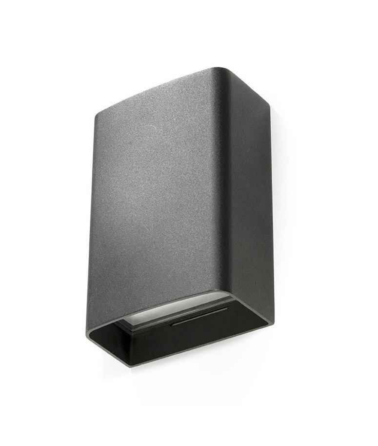 Led exterior up and down wall light for Exterior up down wall light