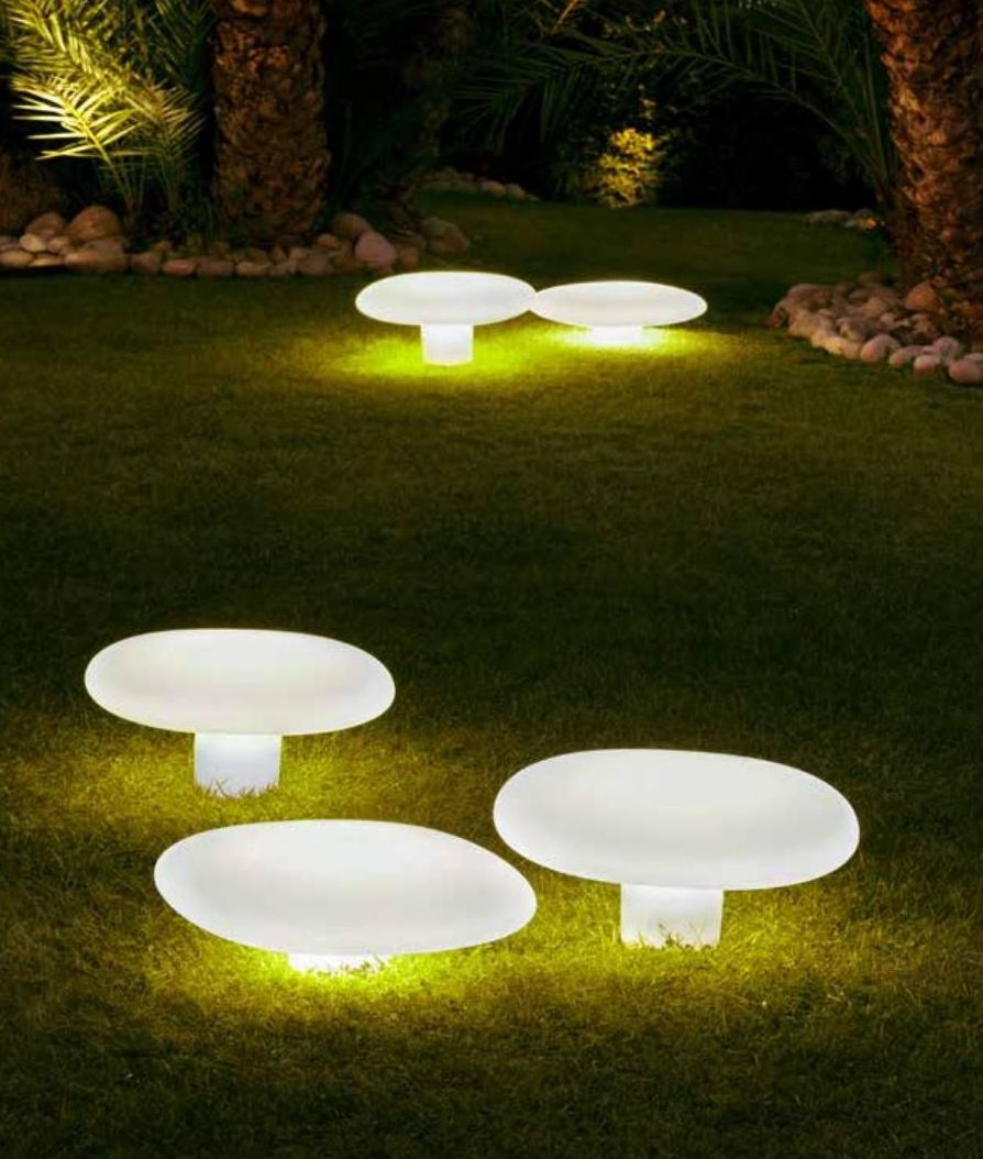 Ip65 Exterior Ground Mushroom Light