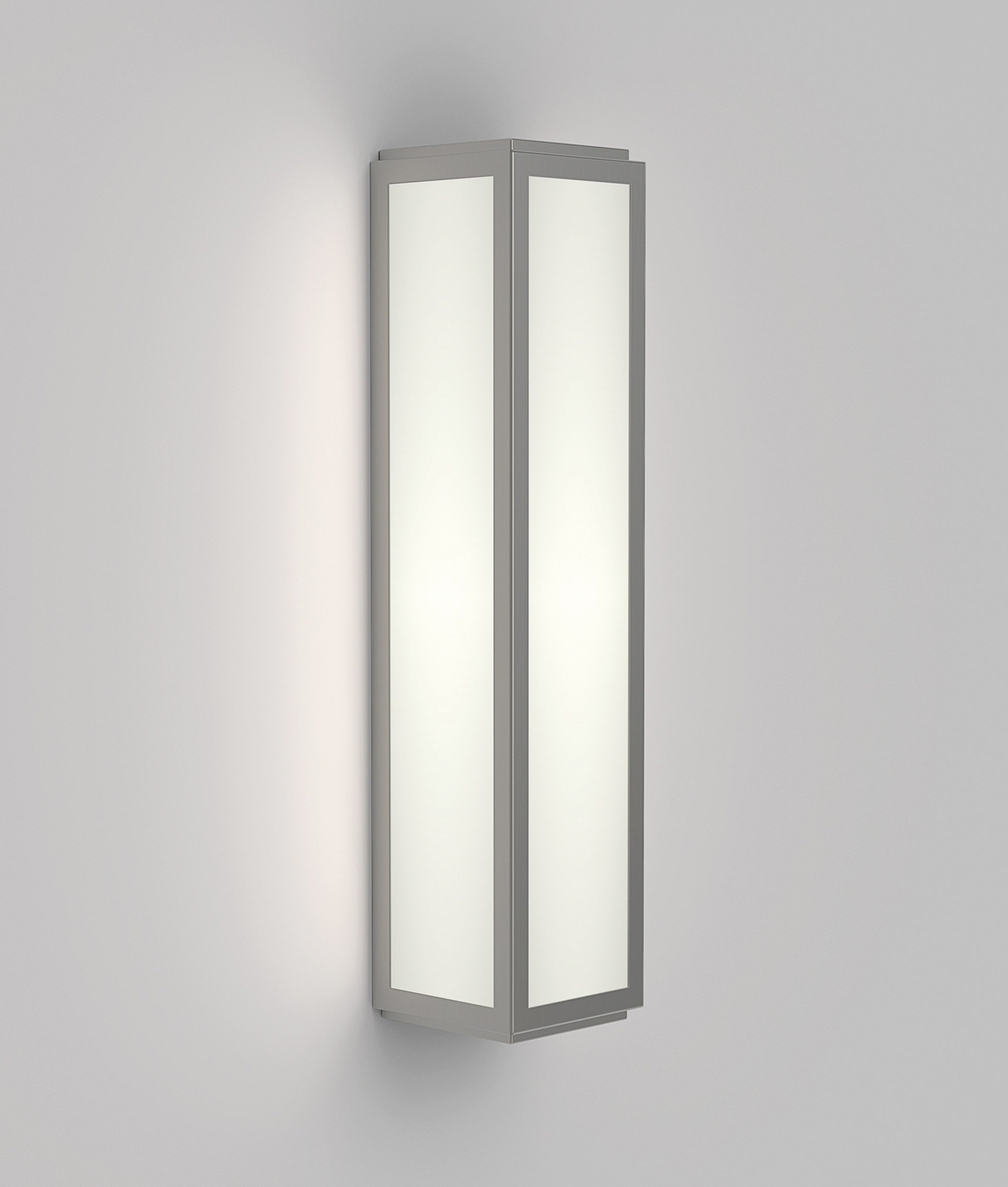 Stylish Low Energy Wall Light In Art Deco Style