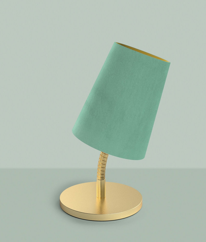 Shaded Adjustable Table Lamp From Edgar Home In Berlin