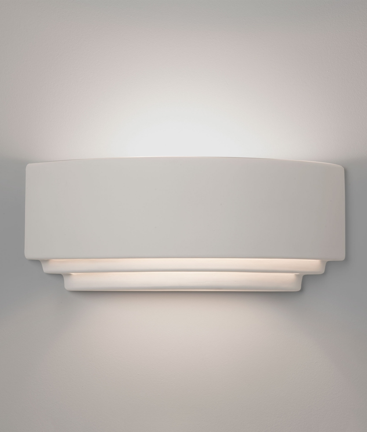 Ceramic Wall Light - W: 380mm