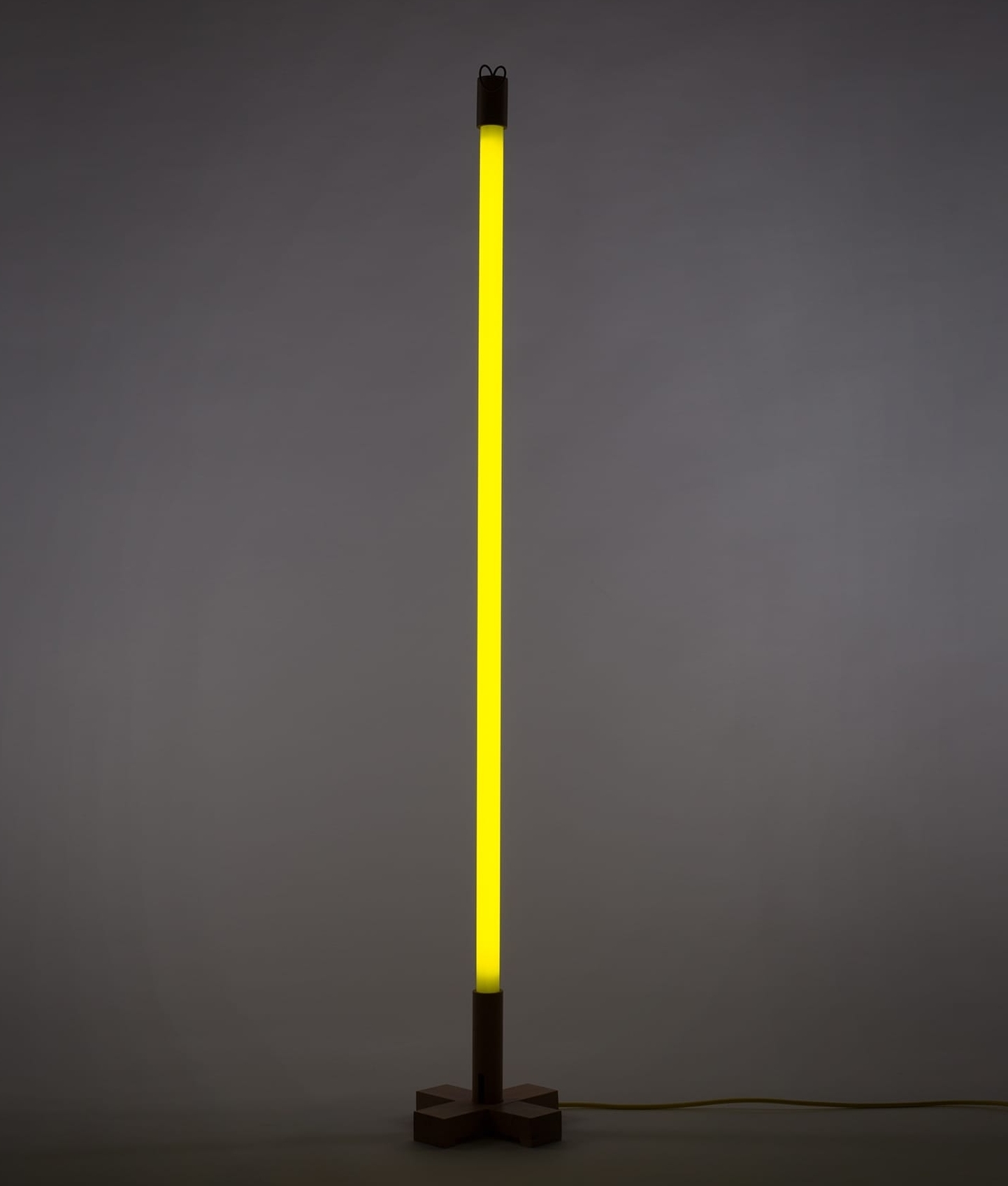 Illuminated Tube Floor Wall Or Ceiling Mounted L 1400mm