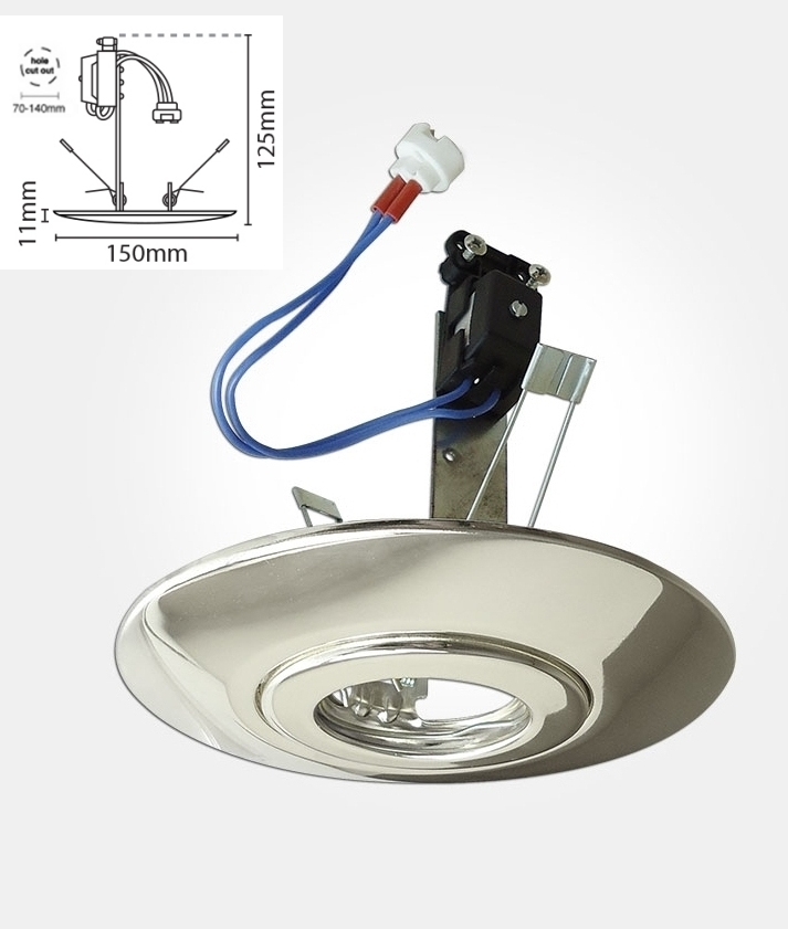 on sale c7286 58668 Dimmable LED Downlight Converter - Three Finishes