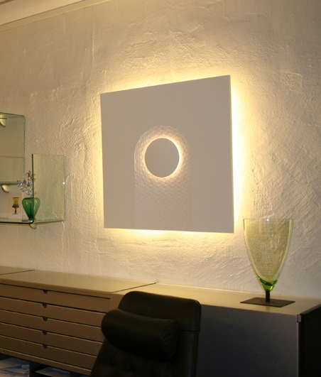 Super Sized Plaster Wall Light Simply Stunning You Won T Want Anything Else To Look At