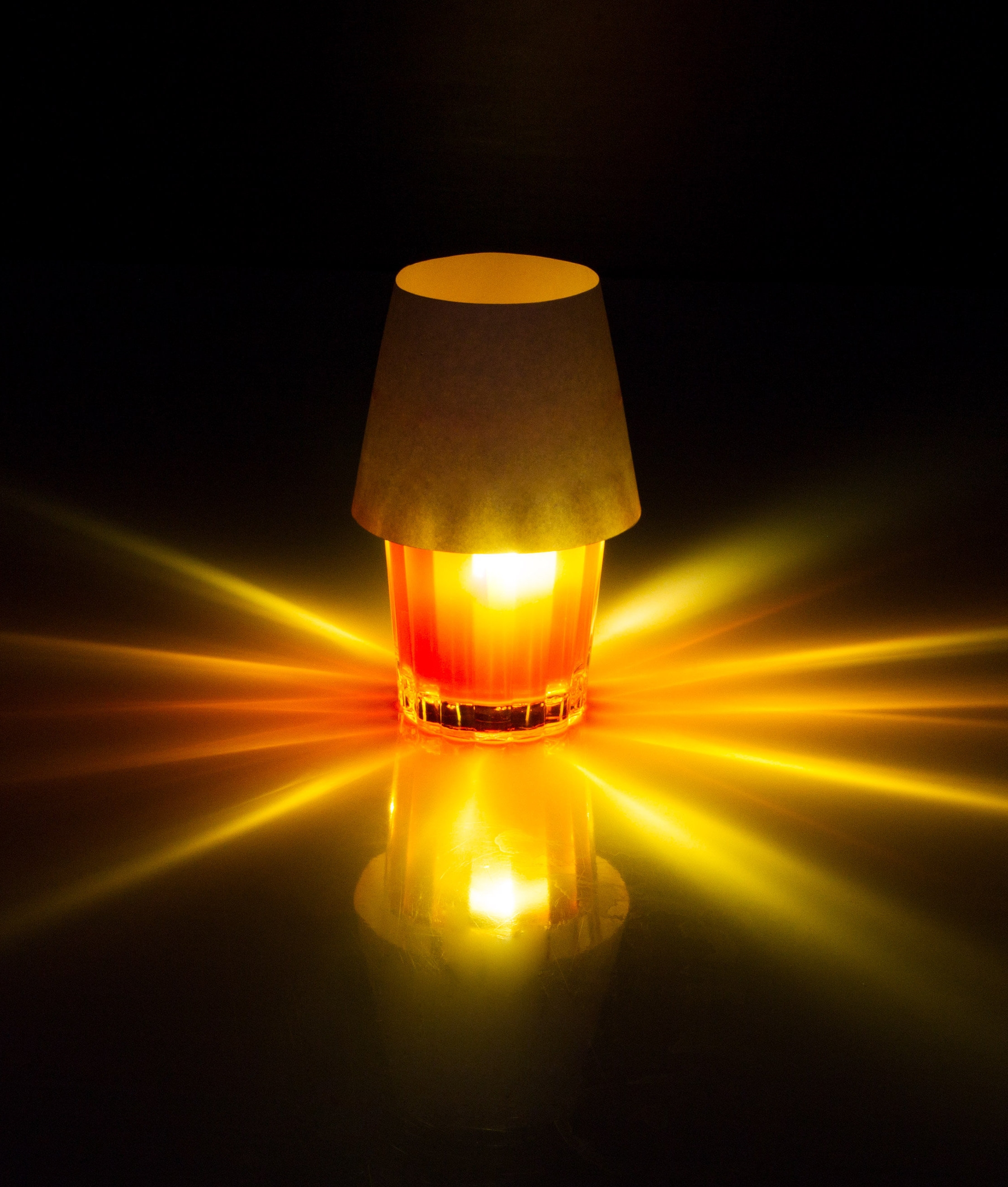 Floating Rechargeable Usb Light