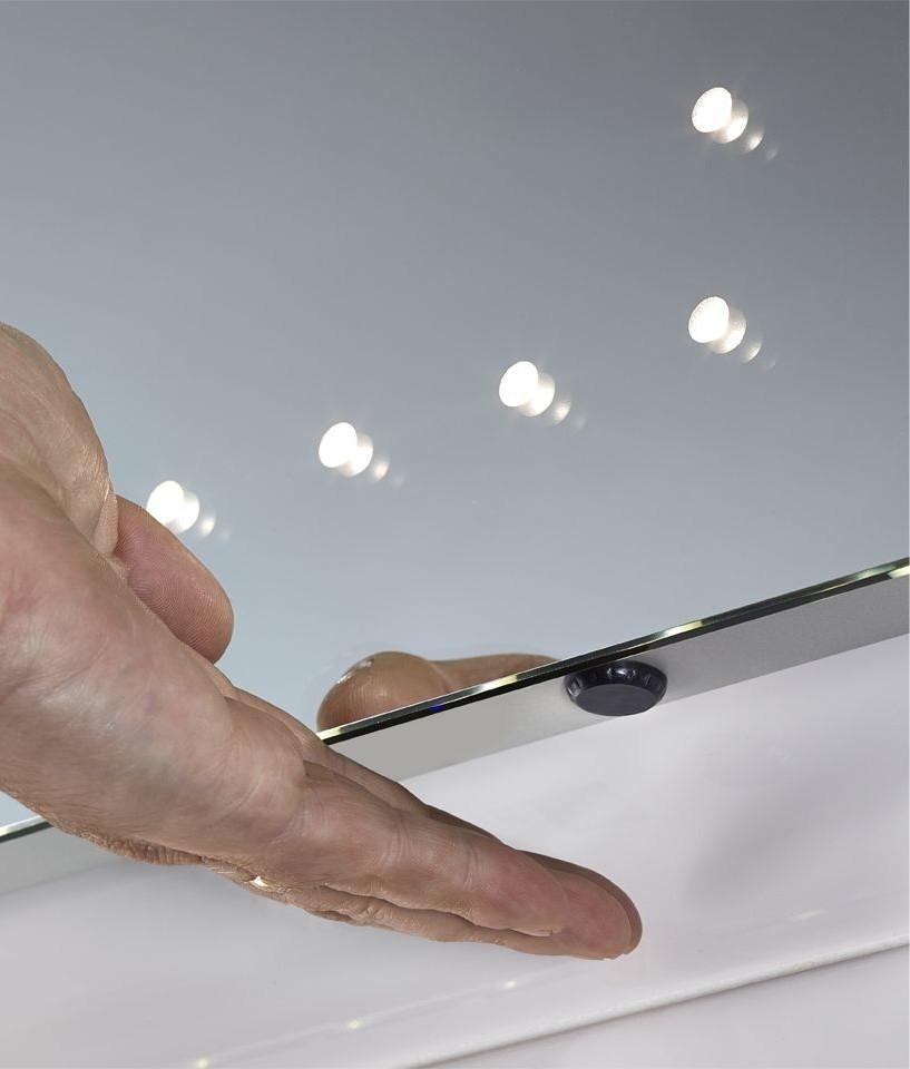 Round 500mm LED Bathroom Mirror