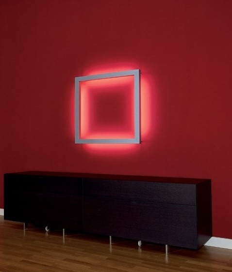 Funky decorative wall light - Decorative wall lighting ...