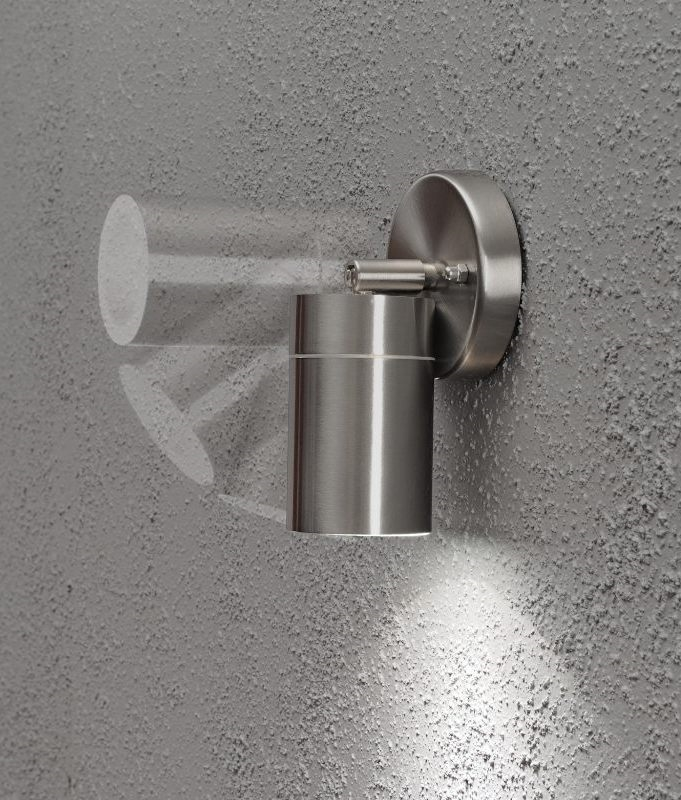 Adjustable Outdoor Wall Light 3 Finishes