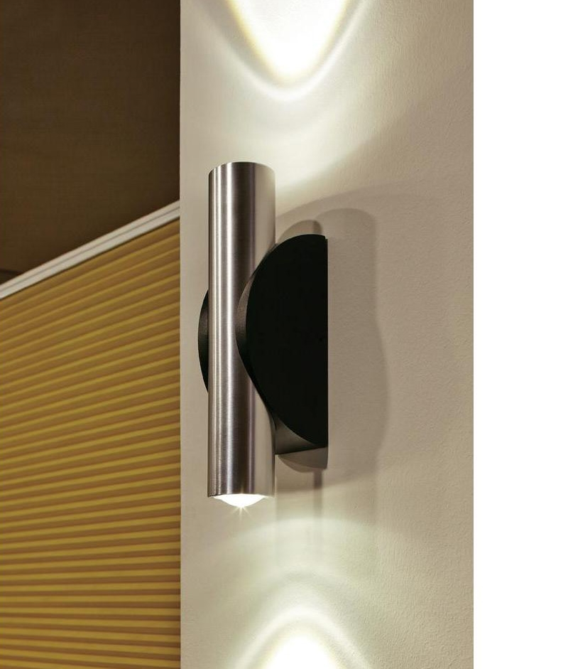 Stunning Tubular Up Amp Down Exterior Wall Washer With Led Lamps