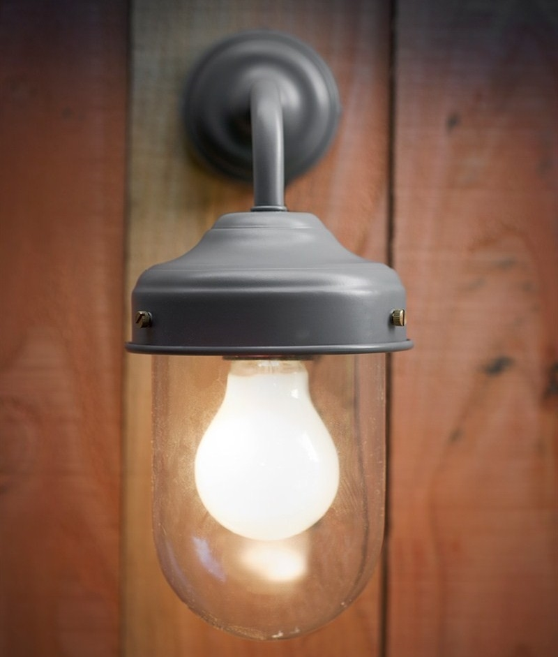 Traditional Barn Lamp Exterior Or Interior Use