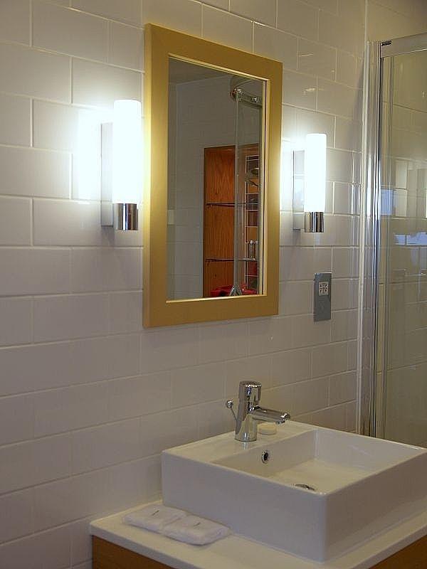 Energy Efficient Tubular Wall Light