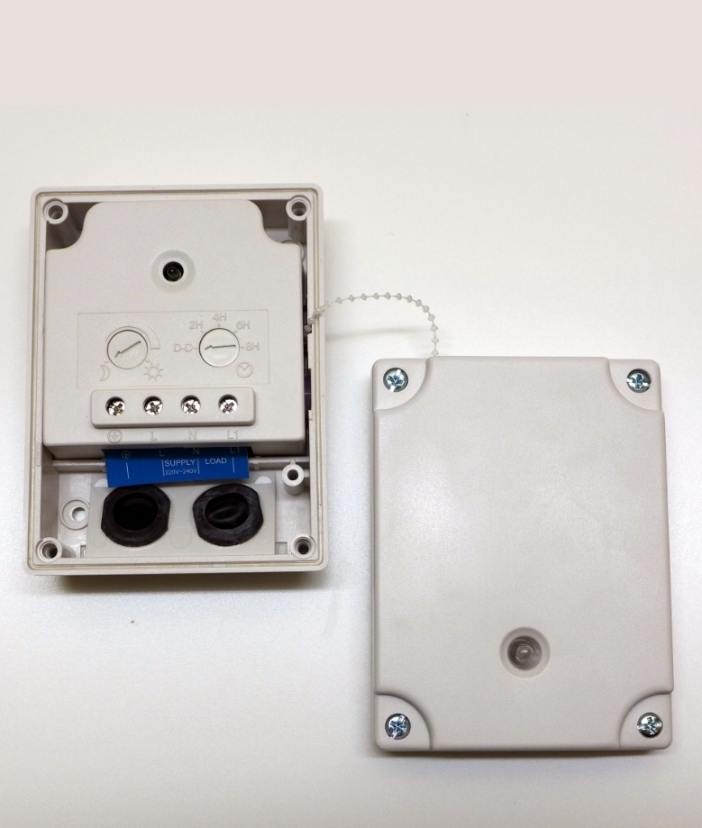 Photoelectric Switch And Timer