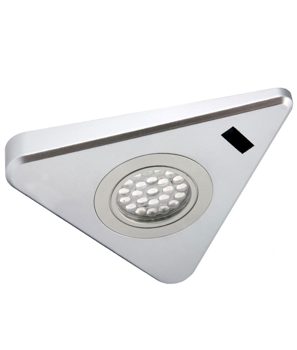 Triangular Led Undercabinet Lights Low Profile Design