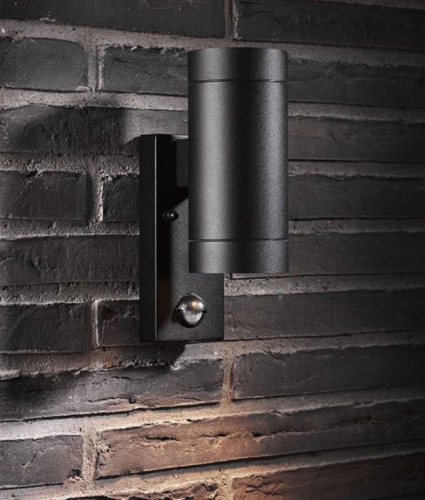 Pir Exterior Up Amp Down Wall Light