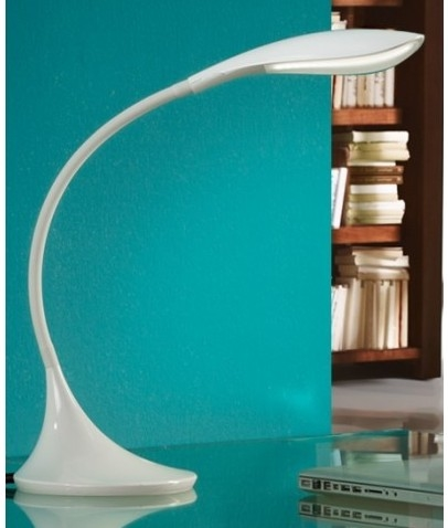 Science Fiction Inspired Led Touch Dimmable Table Light In