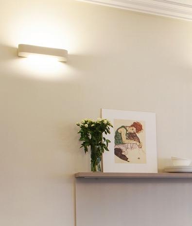 Agrafe Plaster Wall Light