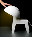Table or Floor Dog Light - Touch Dimmable