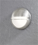 Orbital Round External Wall Light
