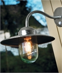 Weatherproof Well Light in 4 Finishes