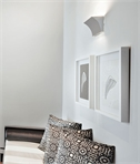 Pochette Up and Down Wall Light by Flos