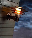 Scandi Style Exterior Wall Light IP54