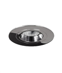 Fixed Round Polished Chrome IP44 Downlight