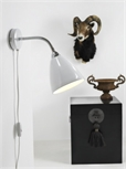 Mini Reading Wall Light with Lead