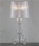 Transparent Designer Table Lamp