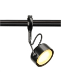 Advanced Track GX53 Floodlight Black