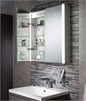 LED Bathroom Cabinet with Hand sensor & Soft Close Doors
