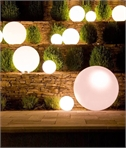 Outdoor Globe Light for Lawns & Patios - IP65
