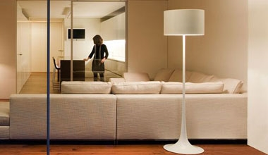 Guest Room Floor Lamps