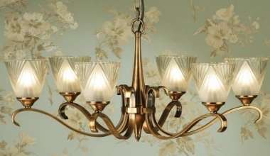 Chandeliers - Bronze and Brass