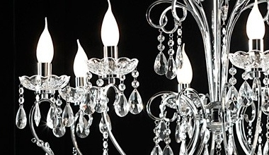 Traditional Crystal Chandeliers