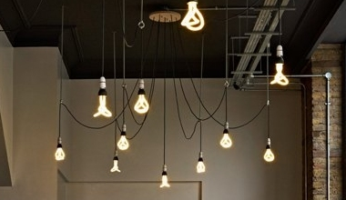 Bare Lamp Pendant Lights