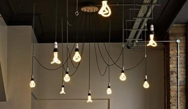 Ceiling pendant light fixtures fittings lighting styles bare lamp pendant lights aloadofball Gallery