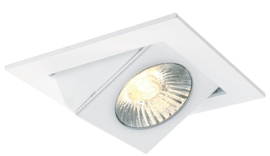 Recessed Scoop Lights