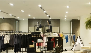 Retail Interior Lighting