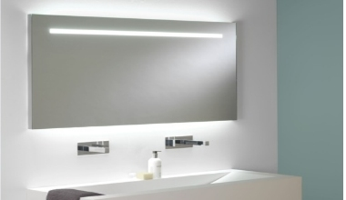 Bathroom Mirrors With Integral Lighting