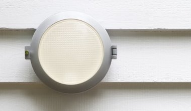 Exterior Wall Lights inc Bulkheads