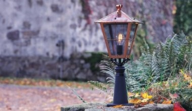 Traditional Garden Lighting
