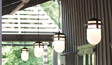 Hanging Porch Lights