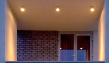 Exterior Ceiling Lights - Flush
