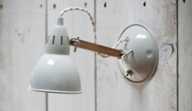 Vintage and Industrial Wall Lights