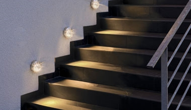 Recessed Wall Luminaires & Guide Lights